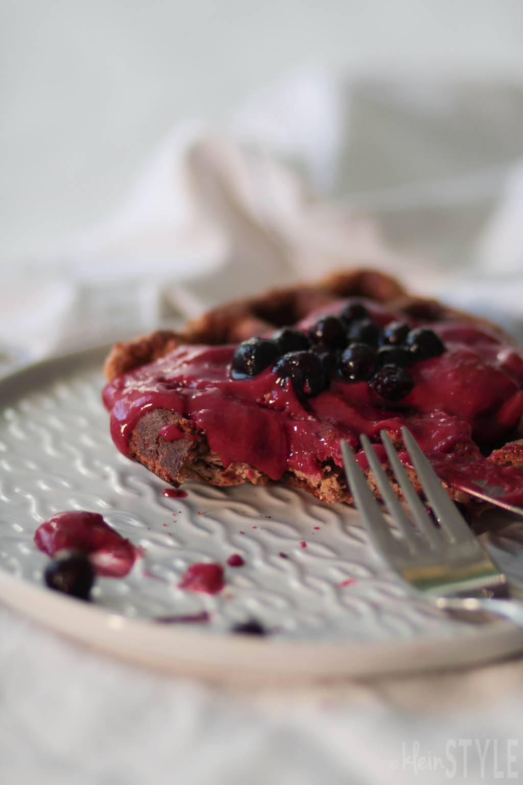 Food Love Friday : Esselstyn's Pflanzen-Mission {inkl. Knusperwaffel-Rezept}