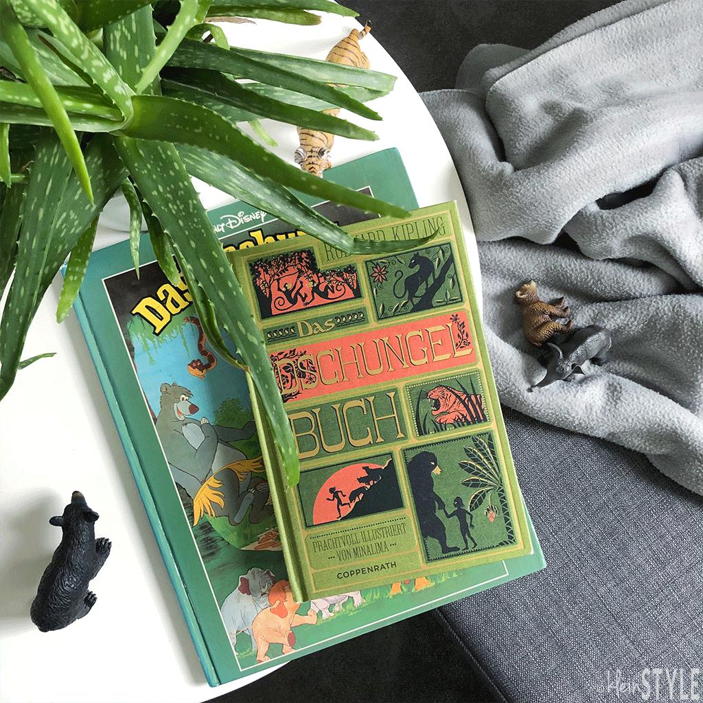 Das-Dschungelbuch---Rezension-Coppenrath-Verlag-Rudyard-Kipling-MinaLima-Illustration-by-kleinSTYLE.com