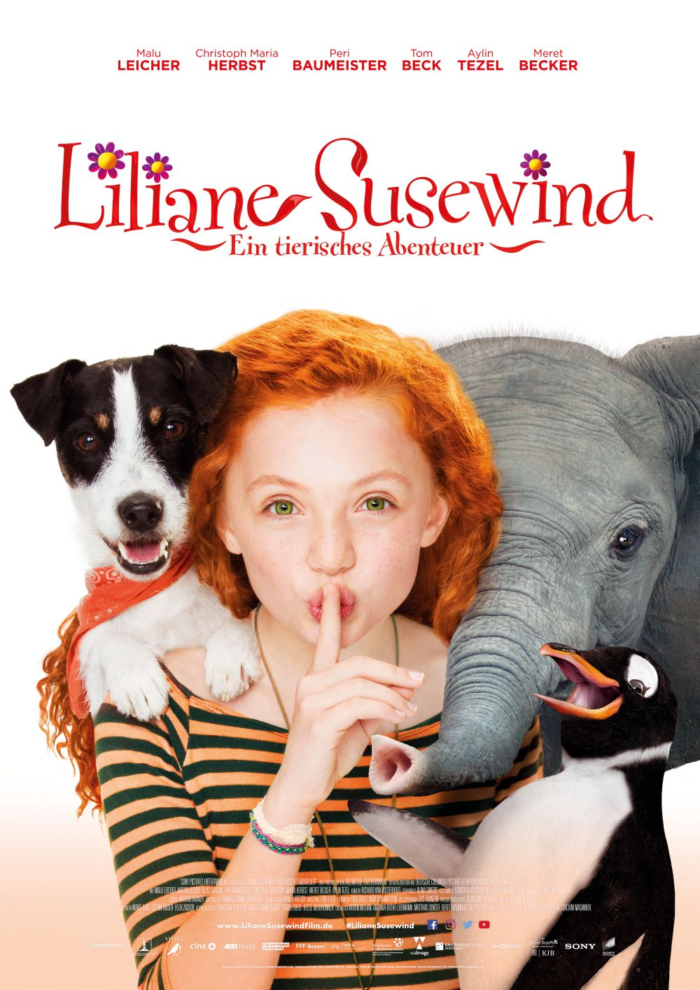 Tiere verstehen?! : Liliane Susewind im Kino {inkl. Verlosung}