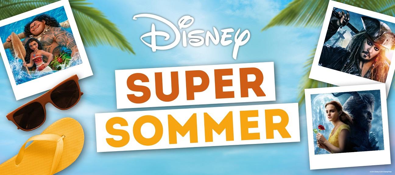 Disney Super Sommer