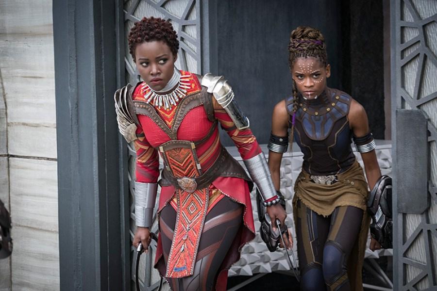 Black Panther Heimkino Frauen-Power gewinnspiel auf kleinSTYLE.com