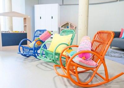 KDV Rivierenbuurt stoelen