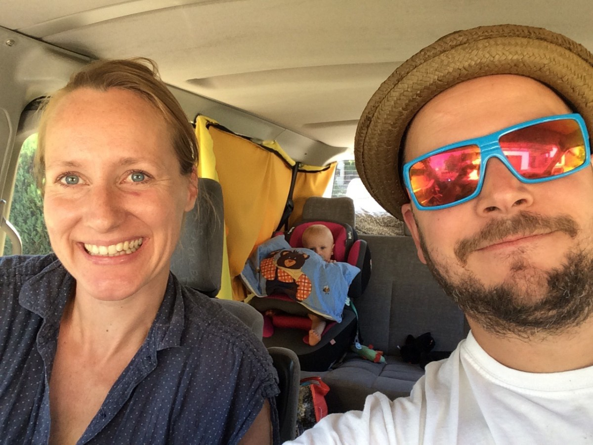 4 Wochen Surftour mit Baby und Bulli durch Europa und 4 nützliche DIY-Umbauten zur Vorbereitung