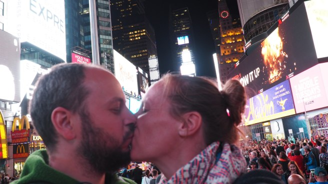 Time Square Love