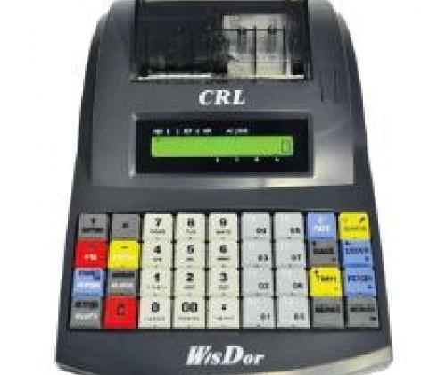 Σοuπερ Προσφορα Ταμειακη Μηχανη WISDOR CRL, ΑΠΟ 360€ MONO 319€ !