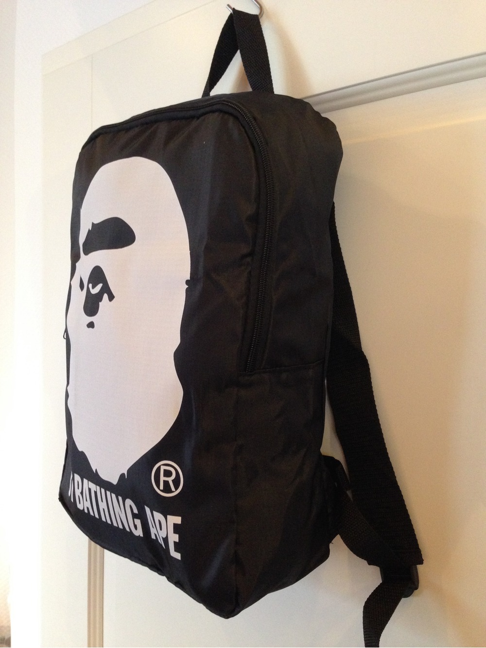 A Bathing Ape Bape Backpack DS condition new and unused 313694 from fckyrsht at KLEKT