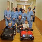 Floyd Valley Healthcare To Have Power Wheels For Pediatric Patients Klem 1410