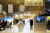 Bau 2017 München Messestand Novalis mit Stiebel Eltron