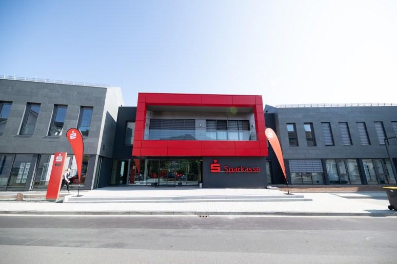 Eröffnungsfeier Beratungscenter Biedenkopf am 31.08.2019 in Biedenkopf Foto: Jens Kaliske