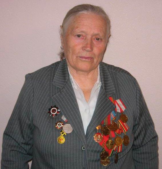 Уткина Александра Иосифовна