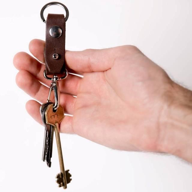 Подвес для ключей на ремень