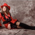 Silver starlets kleofia teen model