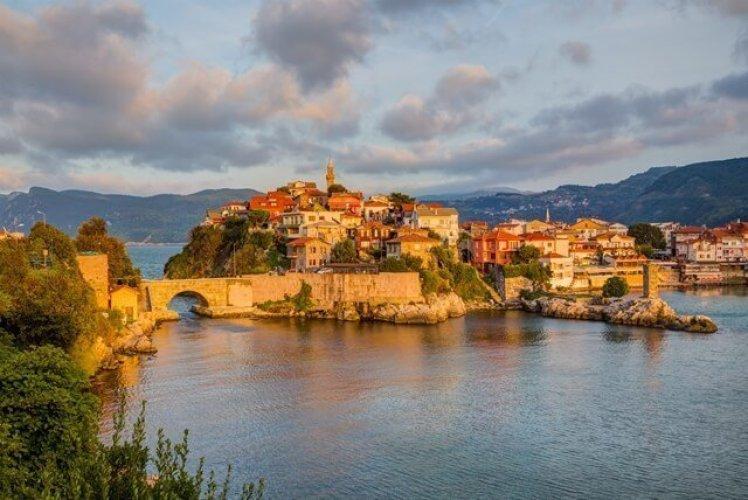 Clima na Turquia - Região do Mar Negro