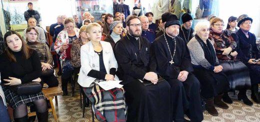Клетская районная конференция  «Церковь и казачество»