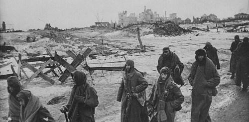 Этапы Сталинградской битвы - 29 декабря 1942