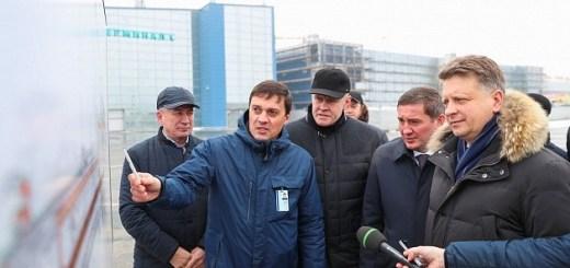 В Волгоградскую область с рабочей поездкой прибыл глава Минтранса России Максим Соколов