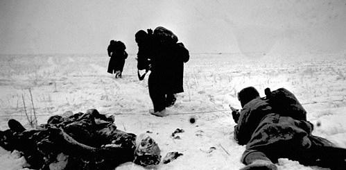 Этапы Сталинградской битвы - 18 января 1943