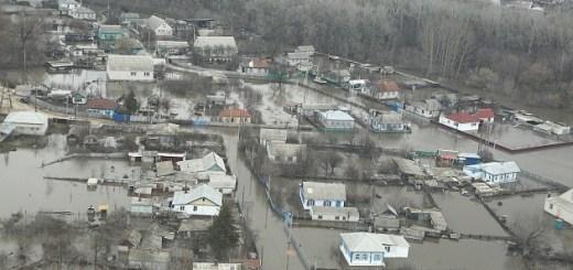 В Волгоградской области на борьбу с паводком направлены дополнительные силы и средства