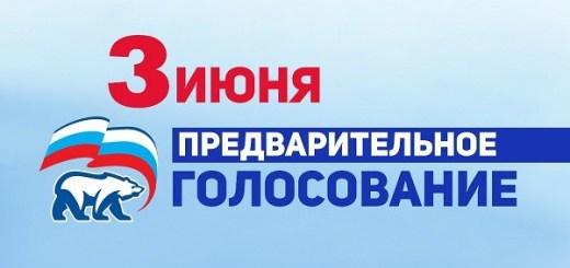 В регионе стартовала процедура предварительного голосования «Единой России»