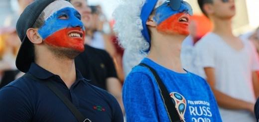 Волгоградцы и гости города живут праздником футбола
