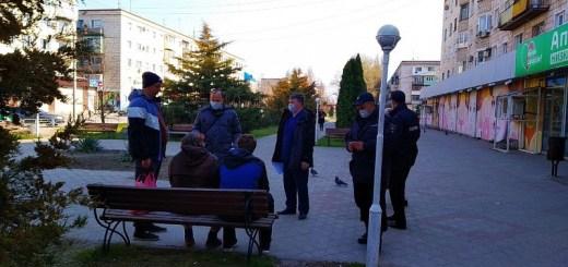 В Волгоградской области составляют протоколы на нарушителей режима самоизоляции