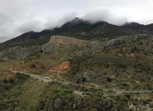 Umfeld El Chorro
