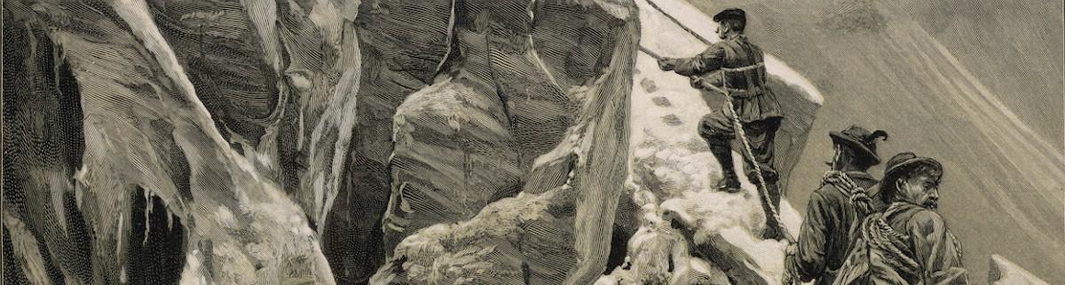 Geschichte des Kletterns, Klettergeschichte