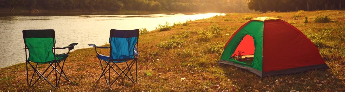 Campingstuhl, Campingstühle