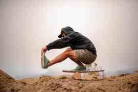 Balance Board Gleichgewichtstraining