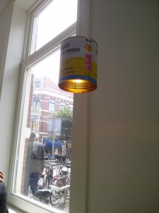 The lamp in Lolapalooza