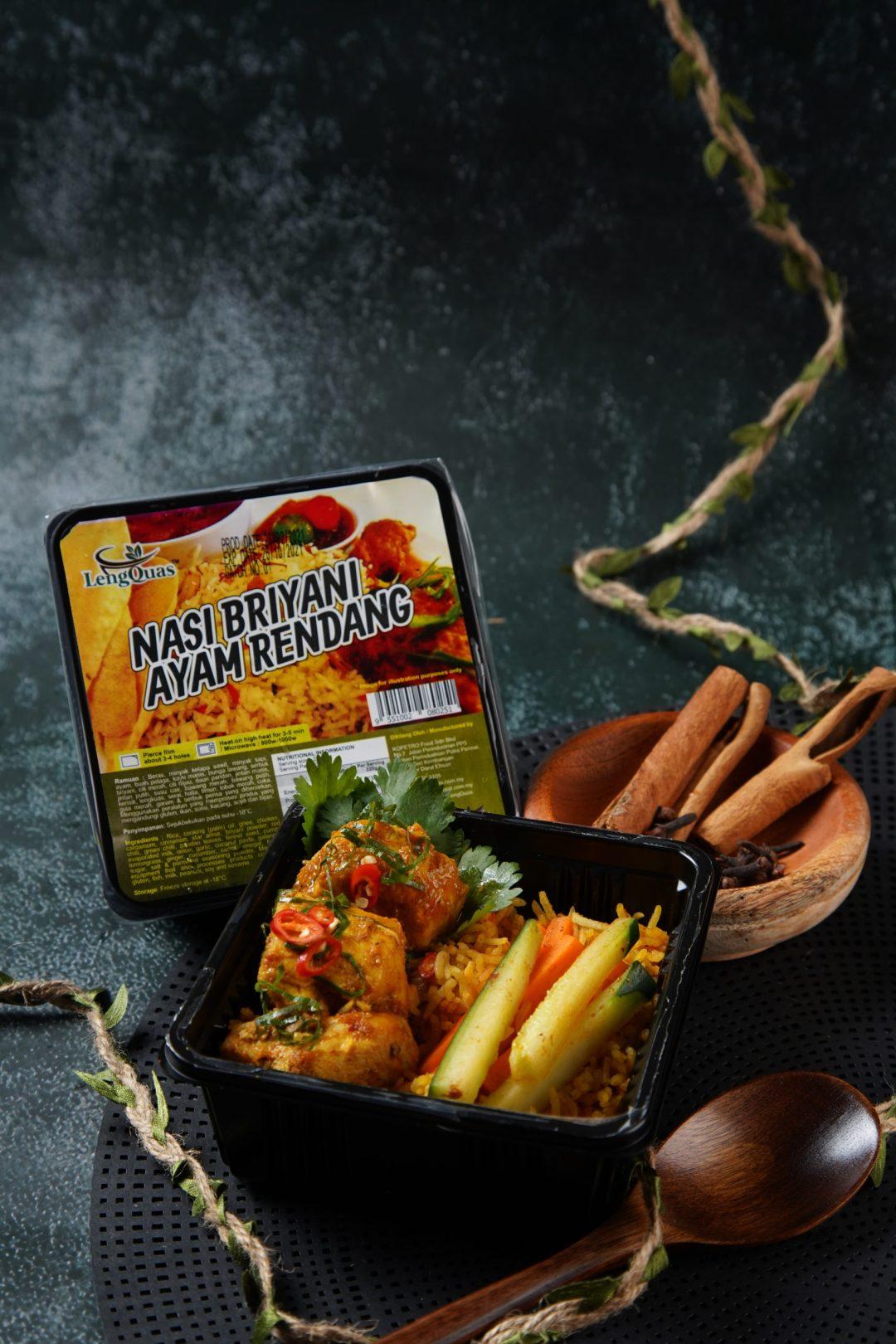 lengquas readymade food contest