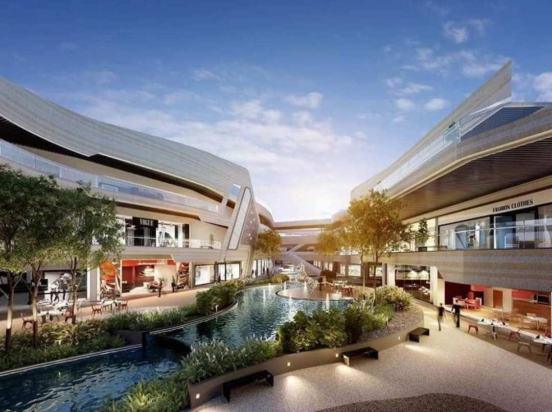 ecohill walk mall