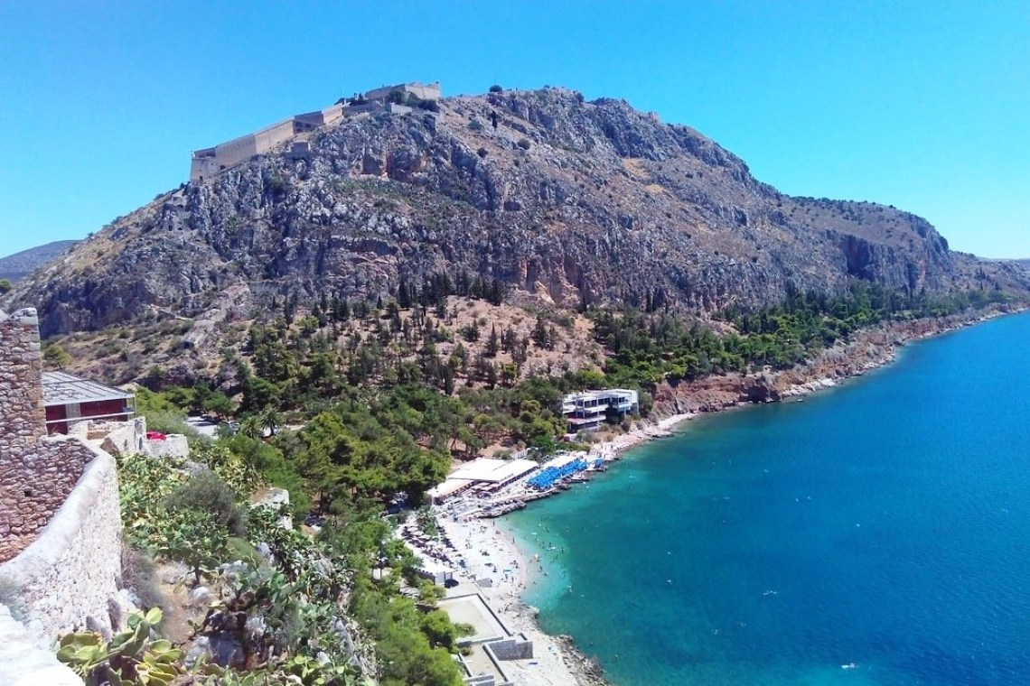 best family friendly hotels in Nafplio kids love greece accommodation for families Peloponnese