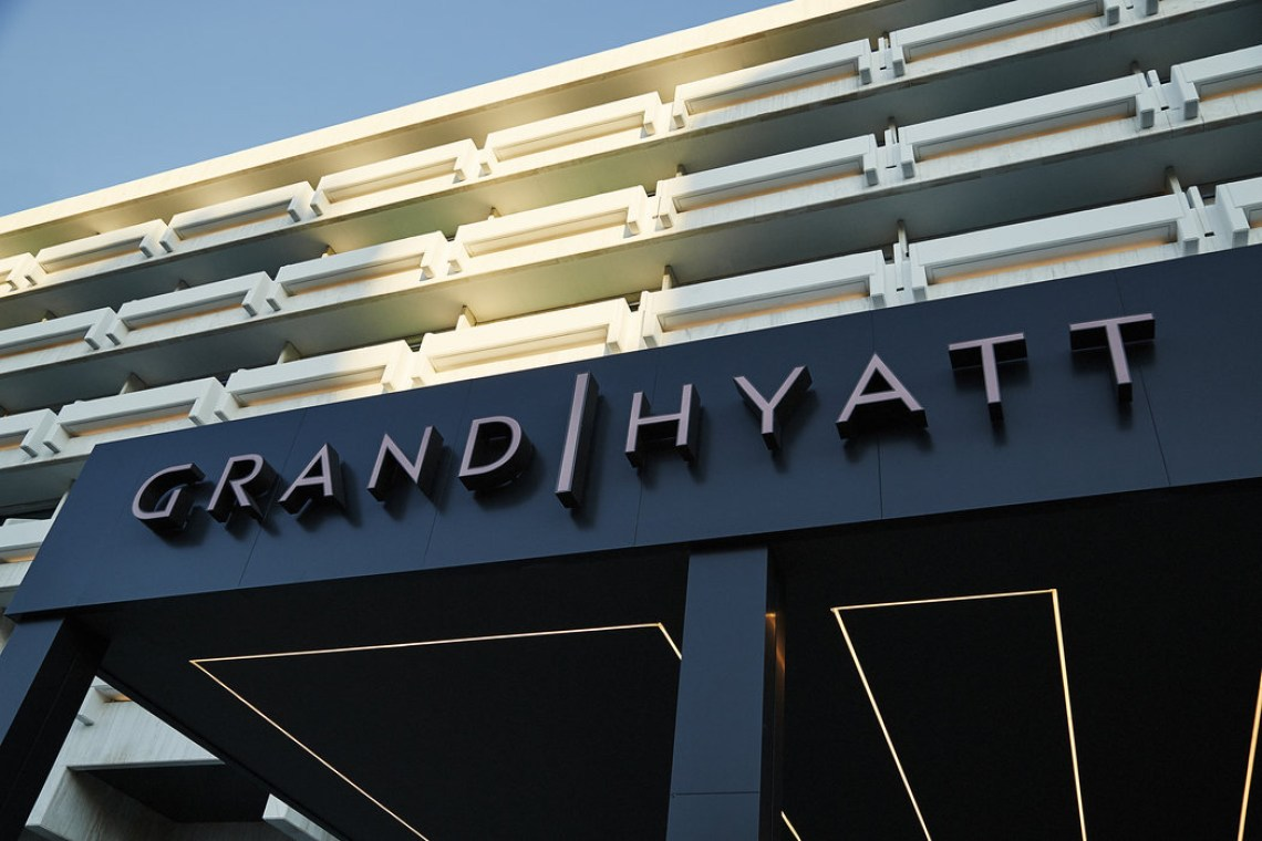 The Grand Hyatt Athens - 5 Star Hotel with Roof Top Pool