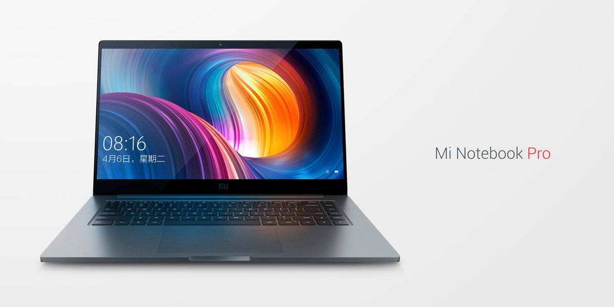 New Xiaomi Mi Notebook Pro Starts at Only $850