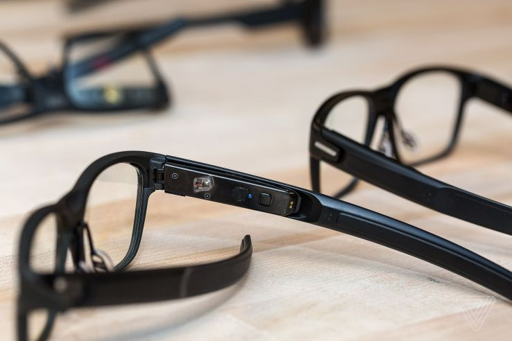 The First Smart Glasses That Don't Look Nerdy Or Creepy