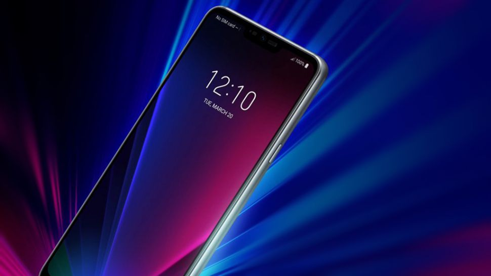 LG G7 ThinQ image leaked yet again before official launch