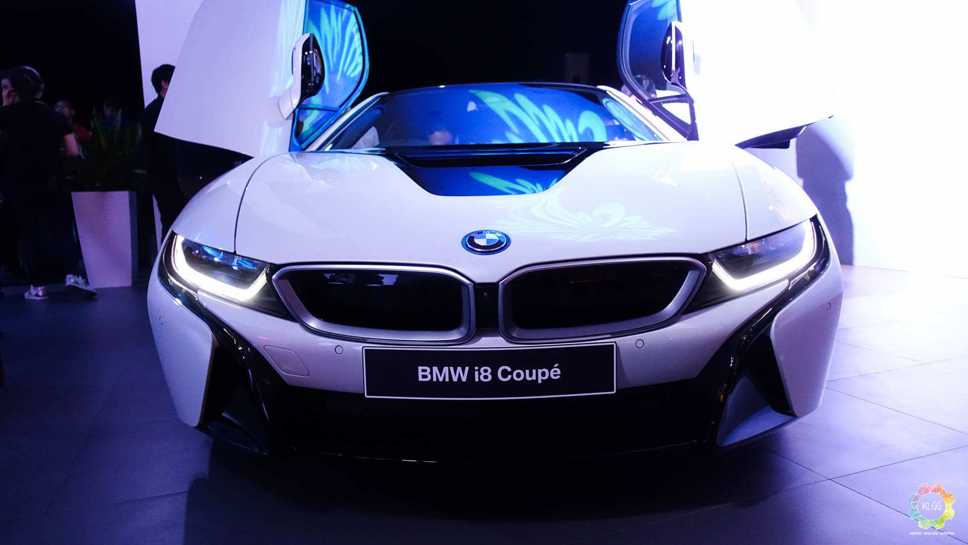 The All New Bmw I8 Coupe Gets More Efficient And A More Polished