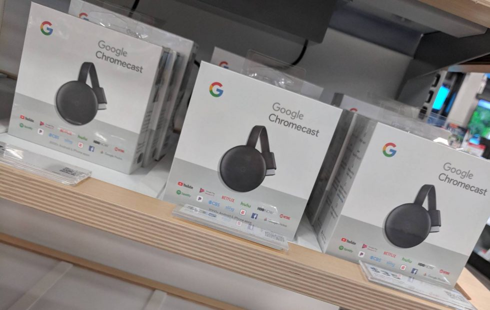 Retailer Accidentally Confirms New Chromecast by Selling it Too Early