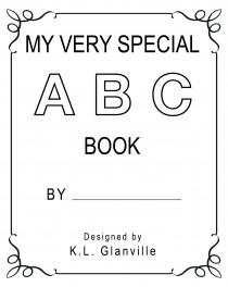 My Very Special ABC Book « K.L. Glanville