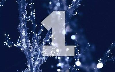 Julkalender lucka 1: Gott nytt år!