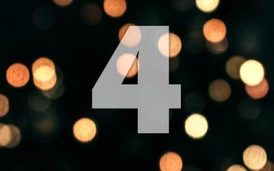 Julkalender lucka 4: Den viktiga vardagen