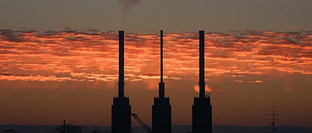 Heizkraftwerk Linden - die drei warmen Brüder
