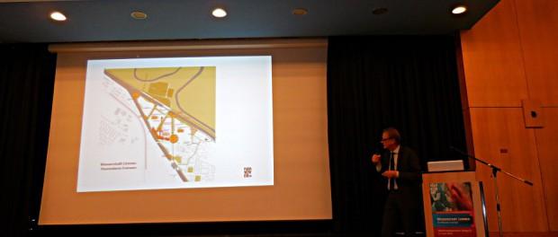 Baudezernent Bodemann kämpft für markante Bauten