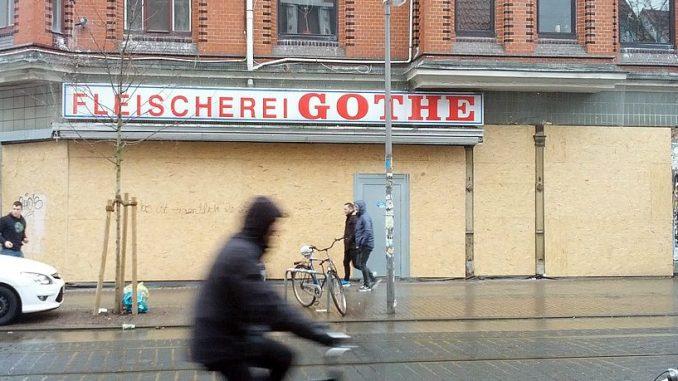 Limmerstraße, Fleischerei Gothe
