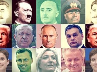 Ahnentafel der Diktatoren