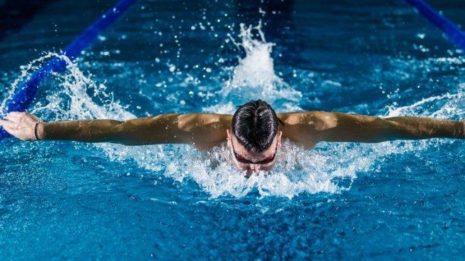 Schwimmwettkampf Fössebad