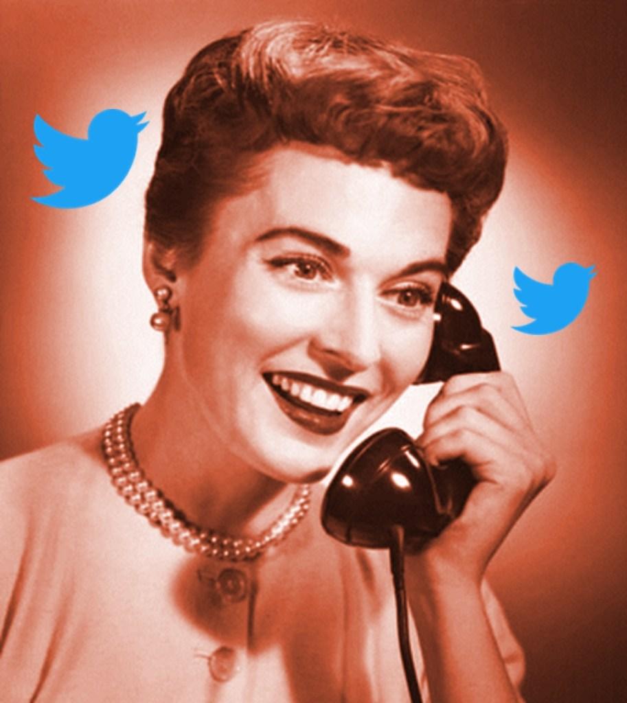 Kundenservice per Twitter