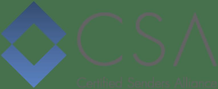 Zertifizierter CSA Versender. Exzellente Zustellraten.