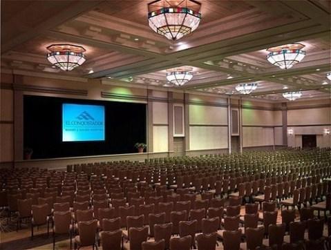 El Conquistador Waldorf Astoria Ballroom, Fajardo, Puerto Rico